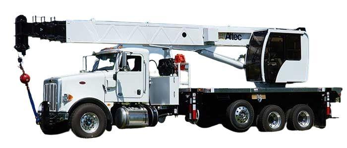 Altec AC38-103S Boom Truck Image