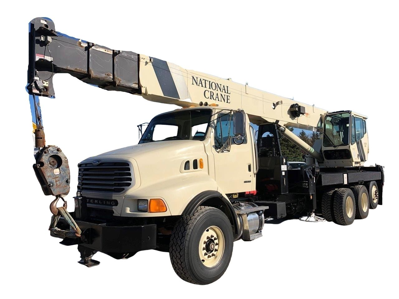 National RS1800 Boom Truck Image