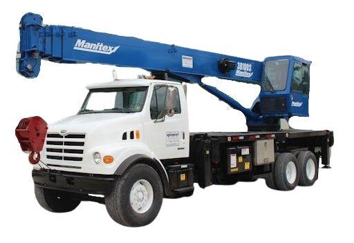Manitex 38100S Boom Truck Image