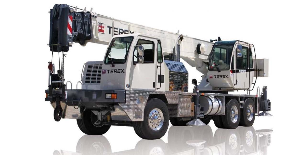 Terex T-340 Truck Crane Image