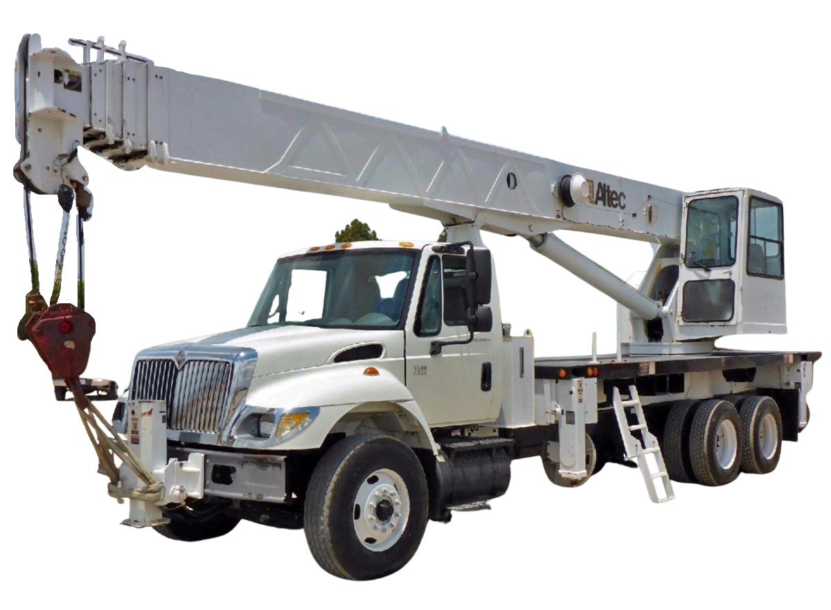 Altec AC38-127S Boom Truck Image