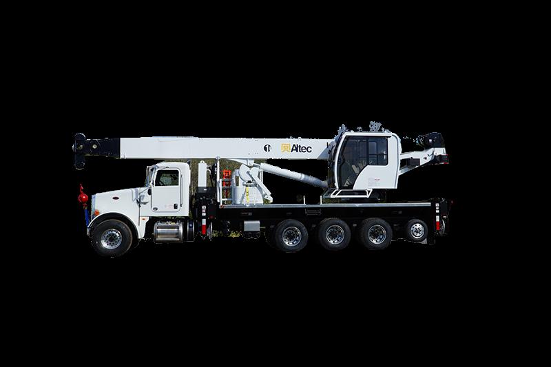 Altec AC45-127S Boom Truck Image