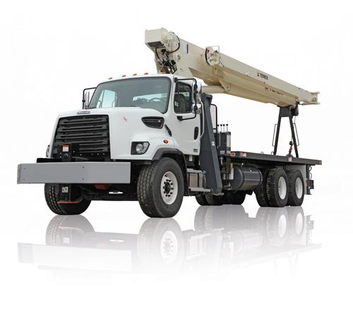 Terex 5092 Boom Truck Image