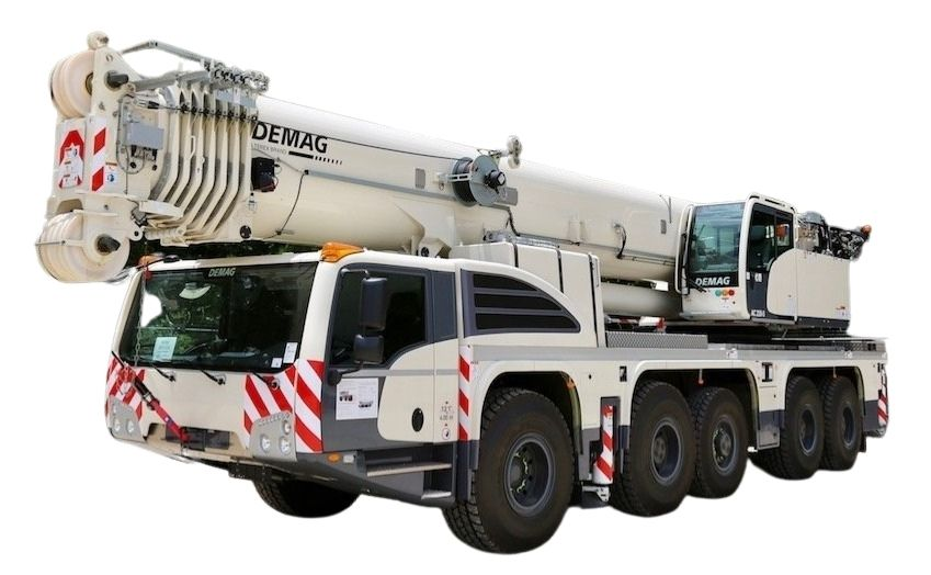 Demag AC 220-5 All Terrain Crane Image