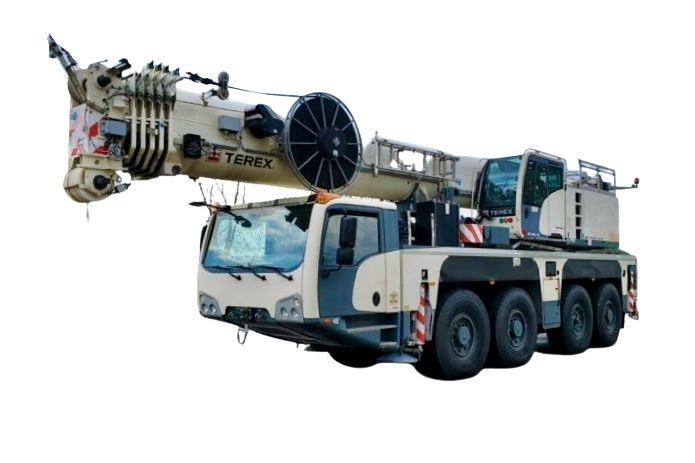Terex AC100-4L All Terrain Crane Image