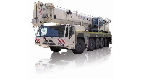Terex AC 200-1 All Terrain Crane Image