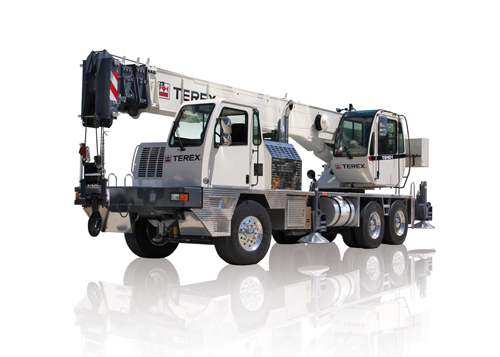 Terex T-300-1 Truck Crane Image